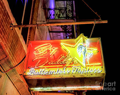 Photograph - Big Daddy's New Orleans by John Rizzuto