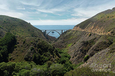 Photograph - Big Sur Beauty by Sandra Bronstein