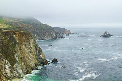 Photograph - Big Sur Coast by Stefan Mazzola