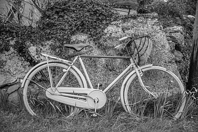 Photograph - Bike In Ireland  by John McGraw