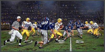 Billy Cannon's Halloween Heisman Haul Original