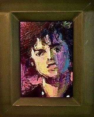 Painting - Billy Joe by Les Leffingwell