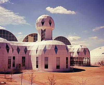 Photograph - Biosphere 2 by Tom Daniel