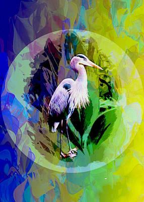 Digital Art - Birds Eye View  by Don Wright