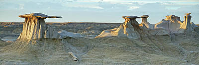 Photograph - Bisti Wings 16 by Jeff Brunton