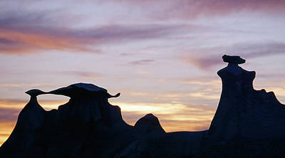 Photograph - Bisti Wings 28 by Jeff Brunton