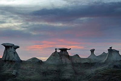 Photograph - Bisti Wings 34 by Jeff Brunton