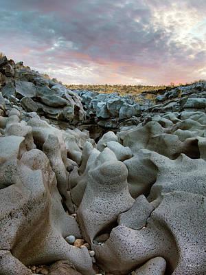 Photograph - Black Magic Canyon Entrance by Leland D Howard