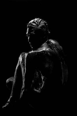 Photograph - Black Peter by Sawyer King Scott