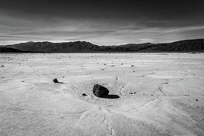 Photograph - Black Rock by Peter Tellone