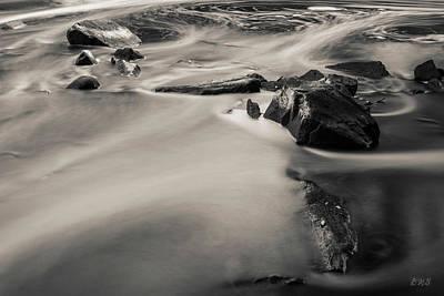 Photograph - Blackstone River Iv Albion Toned by David Gordon