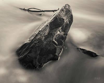 Photograph - Blackstone River V Albion Toned by David Gordon