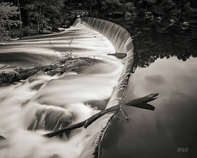 Photograph - Blackstone River Vi Toned by David Gordon