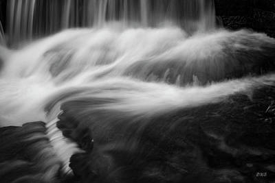 Photograph - Blackstone River Vii   Bw by David Gordon