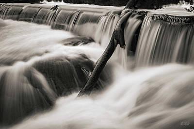 Photograph - Blackstone River Viii Toned by David Gordon