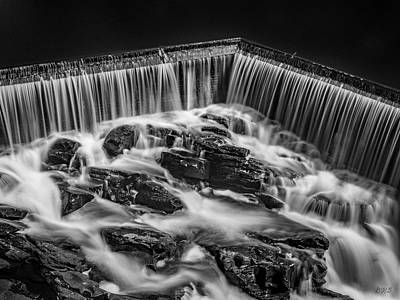 Photograph - Blackstone River Xviii Bw by David Gordon
