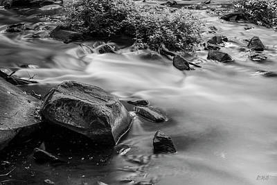 Photograph - Blackstone River Xxi Bw by David Gordon