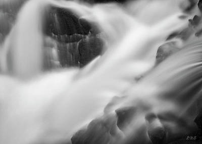 Photograph - Blackstone River Xxix Bw by David Gordon