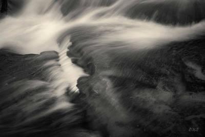 Photograph - Blackstone River Xxv  Toned by David Gordon