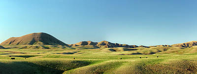 Photograph - Blaine County Panorama by Todd Klassy
