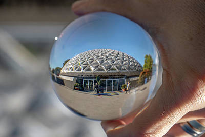 Photograph - Bloedel Conservatory by Ross G Strachan