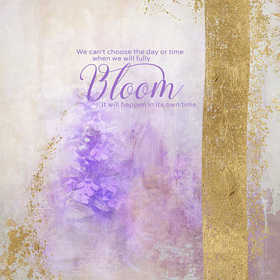 Photograph - Bloom by Jai Johnson
