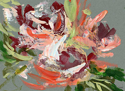 Painting - Bloom by Nikol Wikman