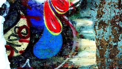 Digital Art - Bloop by Mykul Anjelo