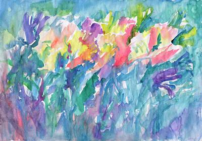 Painting - Blossoming by Irina Dobrotsvet