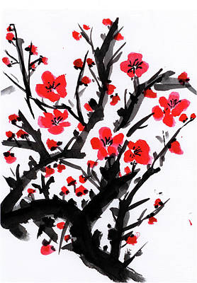 Photograph - Blossoms by Jin&bin