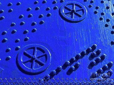 Photograph - Blue Bridge by Suzanne Lorenz