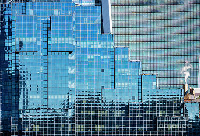 Photograph - Blue Glass by Tim Gainey