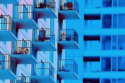 Anne Geddes Florals - Blue Hotel by Robert Frank Gabriel
