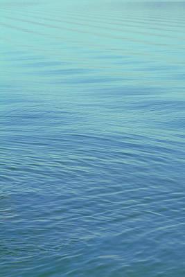 Photograph - Blue Lagoon by Rodkosmos