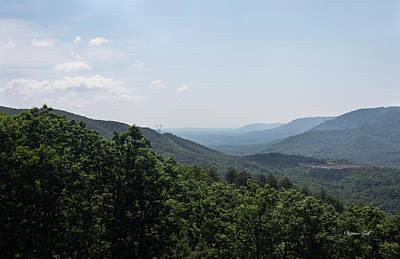 Blue Ridge Mountain Views IIi Original