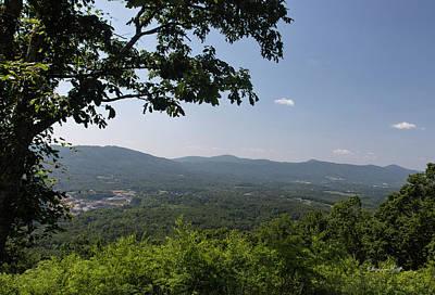 Blue Ridge Mountain Views Iv Original