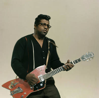 Photograph - Bo Diddley by David Redfern