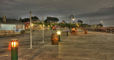 Photograph - Boardwalk  by Thom Zehrfeld