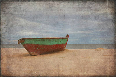 Digital Art - Boat by Christopher Meade