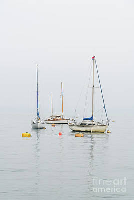 Photograph - Boats, Brixham, Devon. by Colin Rayner