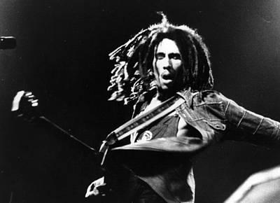 Photograph - Bob Marley by Keystone