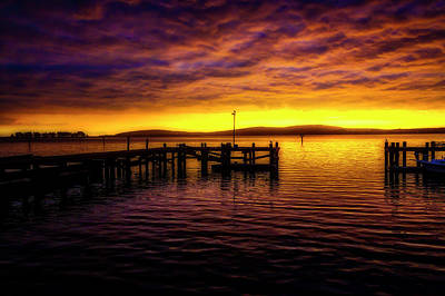 Photograph - Bodega Bay Gorgeous Sunset by Garry Gay