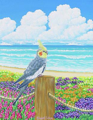 Painting - Bodie by Elisabeth Sullivan