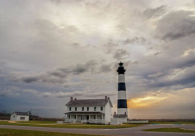 Photograph - Bodie Island Lighthouse No. 2 by Matthew Irvin