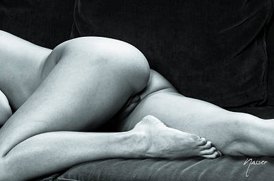 Bodyscape Nude - Julie Darling 0872 Original