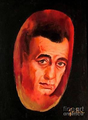 Painting - Bogey by Jordana Sands