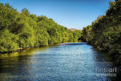 Photograph - Boise River by Jon Burch Photography