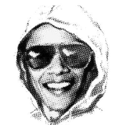 Digital Art - Bomber Suspect by Walter Chamberlain