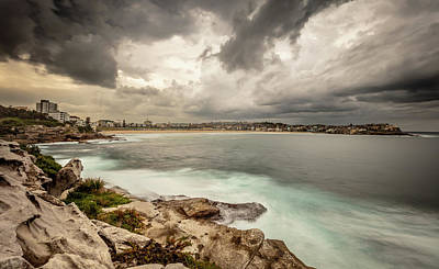 Photograph - Bondi Beach by Chris Cousins