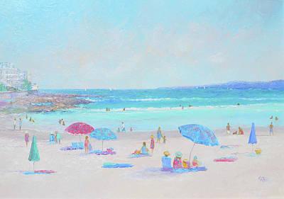 Painting - Bondi Bliss by Jan Matson